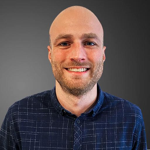 Moritz Kickermann der Geschäftsführer und Projektleiter der Kommunikationsagentur und Eventagentur phono-forum communication
